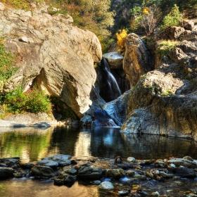 Водопад Сучурум