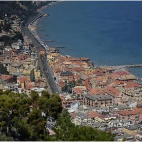 По крайбрежието на Лигурия - Laigueglia, Italy