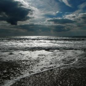 Есенно море