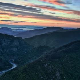 Изгрев от Родопите