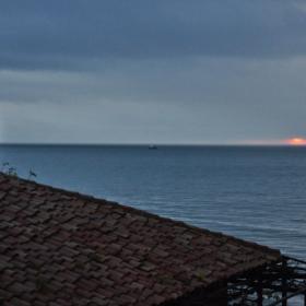 Несебърско облачно утро