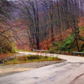 Завой между есента и зимата