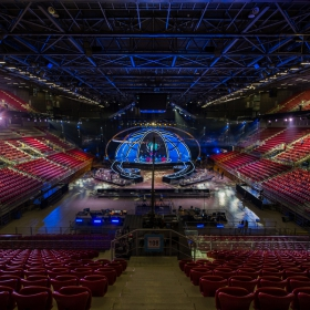 Junior Eurovision 2015 Arena Hall