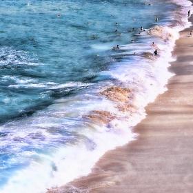 Различните цветове на океана