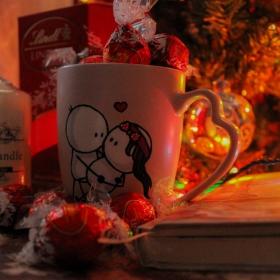 Коледните подаръци и щастието