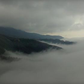 Мъгливо