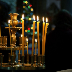 Свещичка за здраве, на третия Коледен ден!