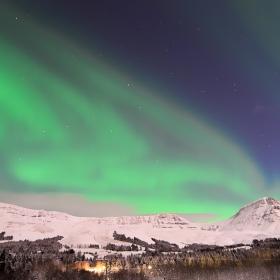 Исландско небе