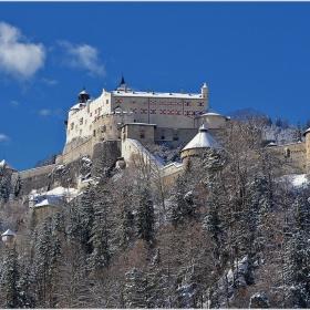 Замък Hohenwerfen