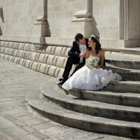 Св. Валентин- щастие за всички влюбени двойки! (Сватба в Дубровник)