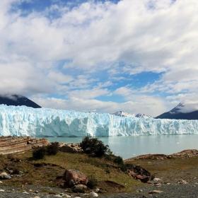Стена от лед