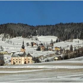 Някъде из провинция Каринтия