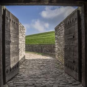Old Fort Niagara,Портите на историята
