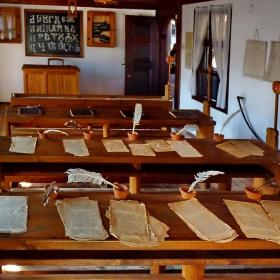 Една класна стая от 1839г.