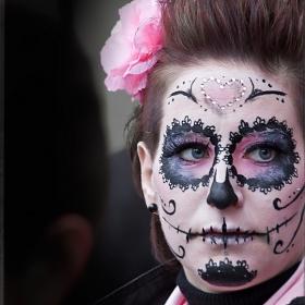 Скици от карнавала в Bad Kreuznach, 2015...    Настроение в розово...