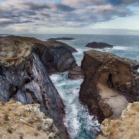 Скали Ирландия