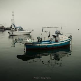 Мъгливо утро