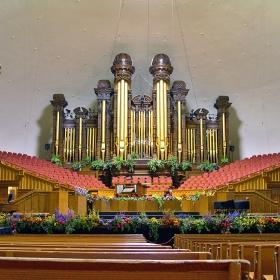The Salt Lake Tabernacle organ
