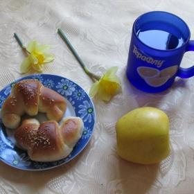 Чай с кифлички - 1