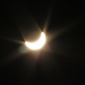 Слънчево затъмнение 20. 03. 2015, 11:00ч.