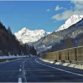 Попътно през Берхтесгаденските Алпи - 1