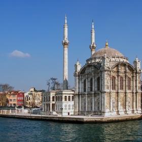 Босфора - Джамия Ортакьой