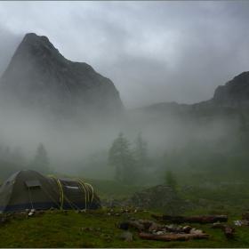 Мъгливите планини