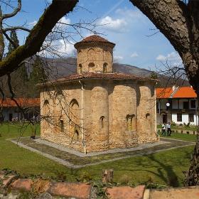 Земенски манастир черквата