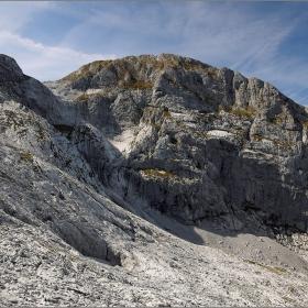 Високопланински карстов пейзаж!