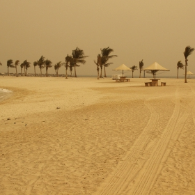 Плаж на Арабско море
