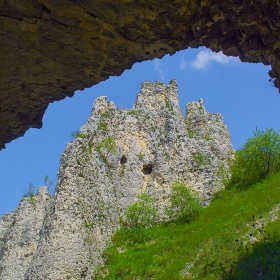При Чудните скали