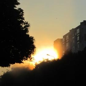 Мигът на Слънцето