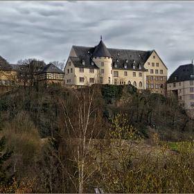 Замъкът Ebernburg