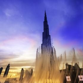 Burj Khalifa-Дубай