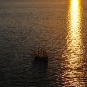 Залез от Санторини - II