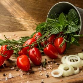 Малко зеленчук за добре дошли
