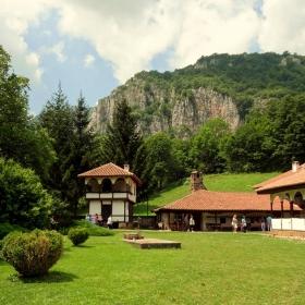 В Погановския манастир