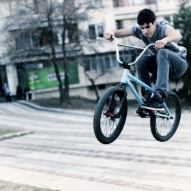 BMX can fly!