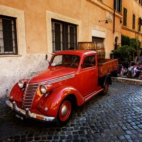 Някъде в Рим