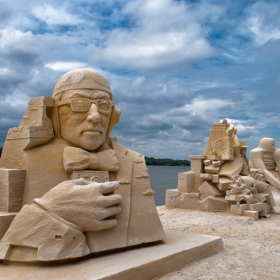 Фестивал на пясъчните фигури, Русе I