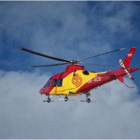 Agusta Westland AW109SP Grand New,  SCHENK AIR OE-XCS