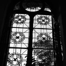 Синегогата във Видин - прозорец