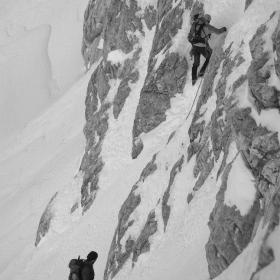 Алпинисти