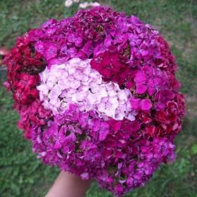 Букетче от цветя