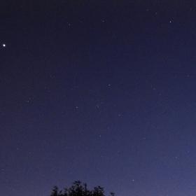 Съзвездието Рак със звезден куп М-44,Ясли