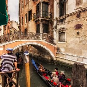 Някъде из Венеция