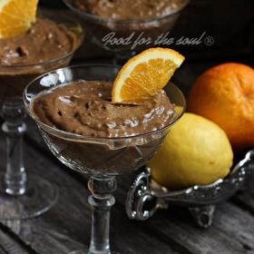Шоколадов крем с авокадо