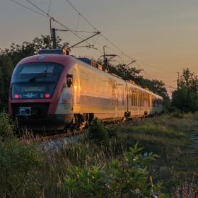 Мотрисен влак 31009