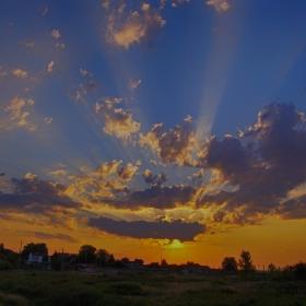 Залез над наше село