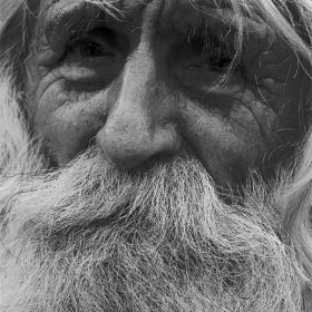 дядо Добри от село Байлово